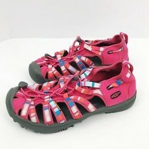 Keen girl's sandals, waterproof, size 3